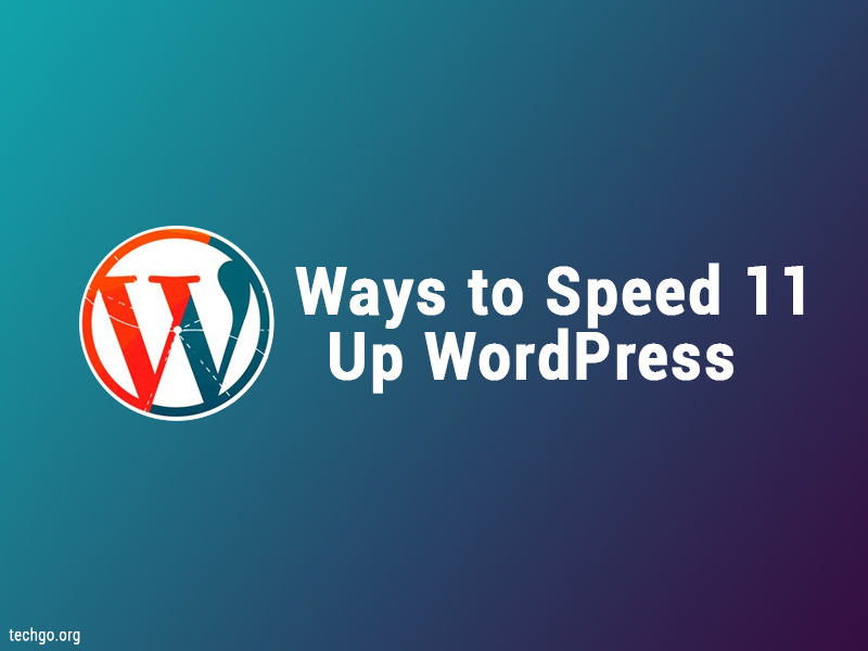 Why should you speed up WordPress?